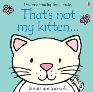 Baby gift ideas - thats not my books