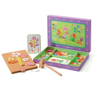 Four to six year old gift ideas - Djeco Tap Tap Garden Set