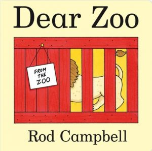 One year old gift ideas - Dear Zoo
