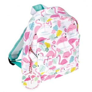 One year old gift ideas - flamingo backpack