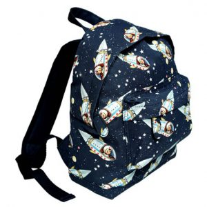 One year old gift ideas - space boy backpack