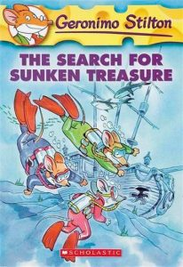 Seven to nine year old gift ideas - Geronimo Stilton
