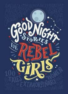 Tween gift ideas - good night stories for rebel girls