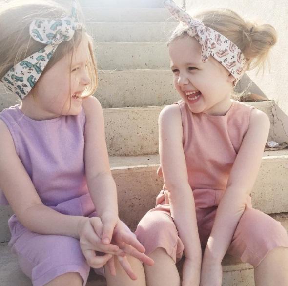 Three year old gift ideas - TopKnot Girl headbands