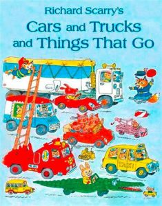 Three year old gift ideas - cars and trucks and things that go