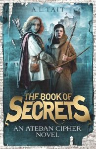 Tween gift ideas - Book of Secrets