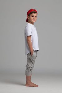 Tween gift ideas - Chucky tee and Cuff chino