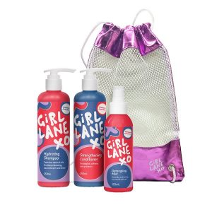 Tween gift ideas - Girl Lane haircare pack
