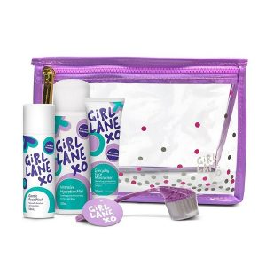 Tween gift ideas - Girl Lane skincare pack