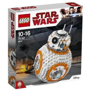 Tween gift ideas - LEGO Star Wars BB-8