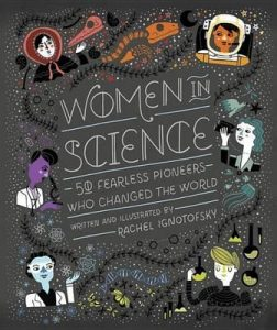 Tween gift ideas - Women in Science