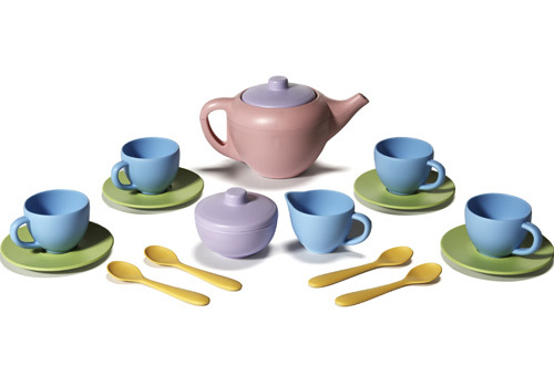 Two year old gift ideas - Green Toys tea set