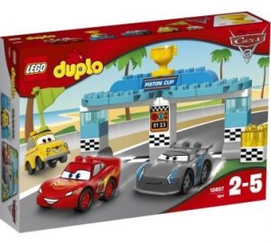 Two year old gift ideas - LEGO Duplo Piston Cup Race
