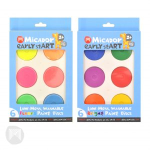 Two year old gift ideas - Micador early stART washable paint discs