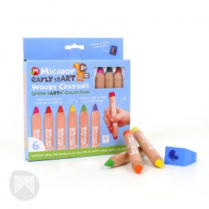 Two year old gift ideas - Micador early stART woody crayons