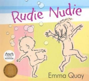 Two year old gift ideas - Rudie Nudie