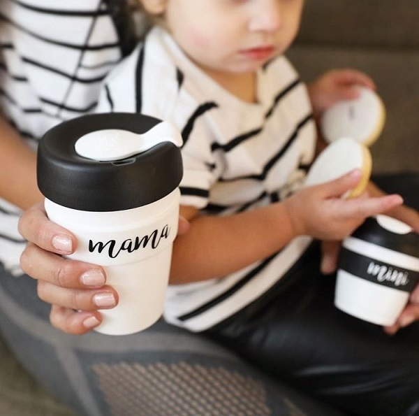 Two year old gift ideas - mama and mini keepcups