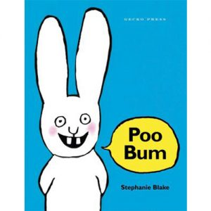 Poo Bum book