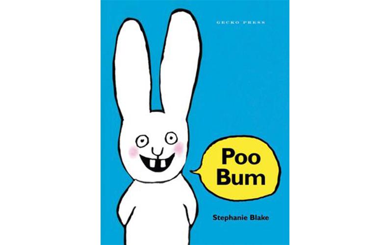 Poo Bum book