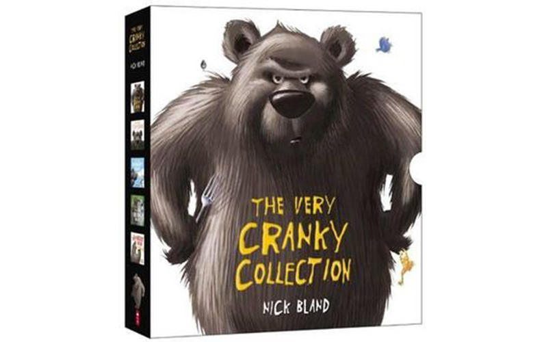 The Very Cranky Collection of books