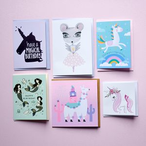 Gift Grapevine Kids Birthday Card Bundle