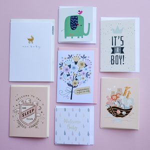 Gift Grapevine new baby card bundle (2)